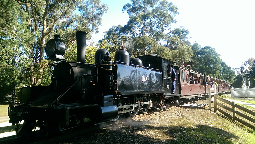Puffing-Billy