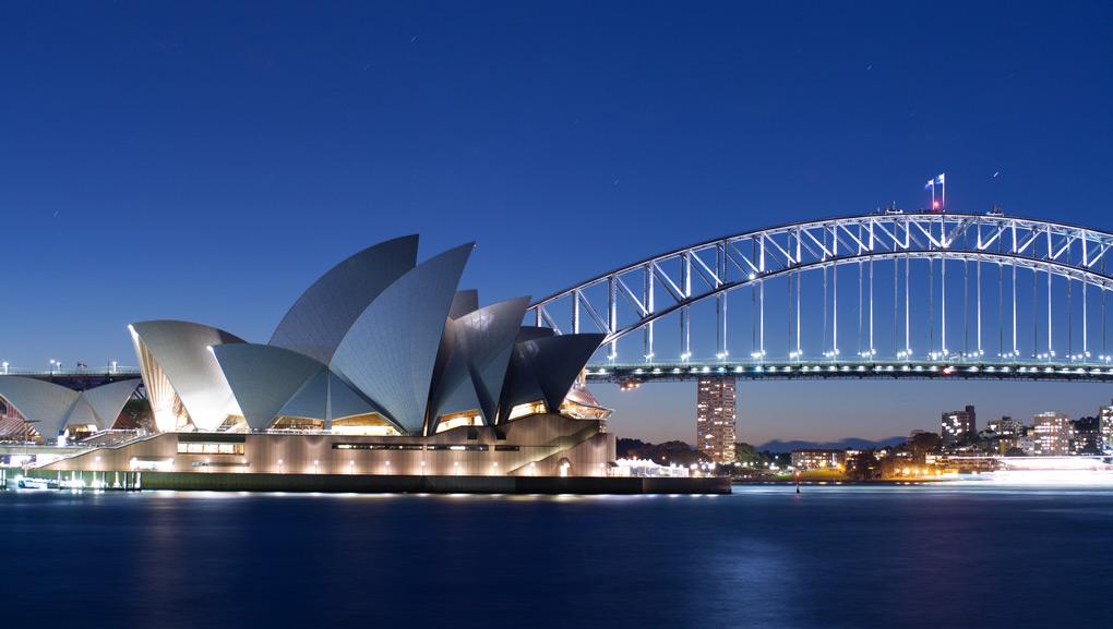 悉尼市区精品一日游
